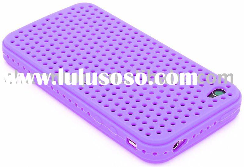 Perforated Silicon Cover