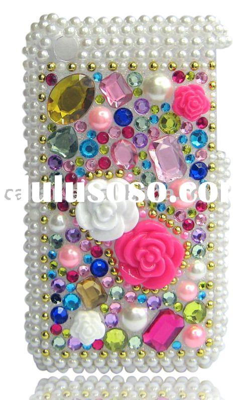 Rhinestone Case For Apple iPod touch 2