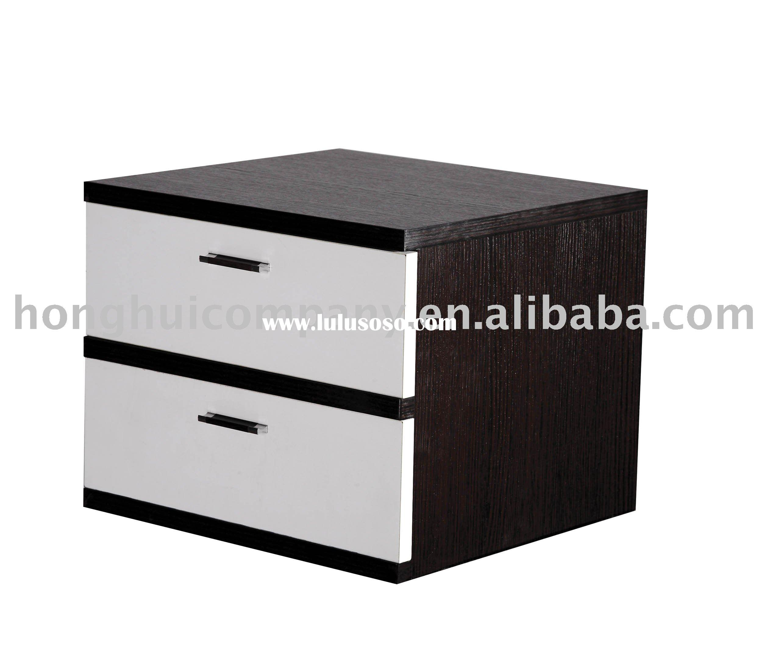 Salon wood cabinet