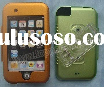 metal aluminum case for iPod touch 3G 2g