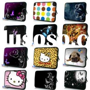 "10.2"" Hello Kitty Laptop Netbook Bag Case F HP Mini 110"