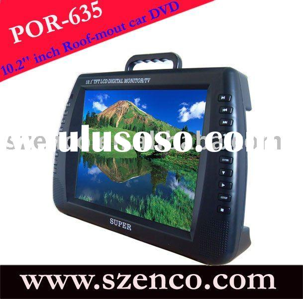 12.5 inch Car portable dvd player