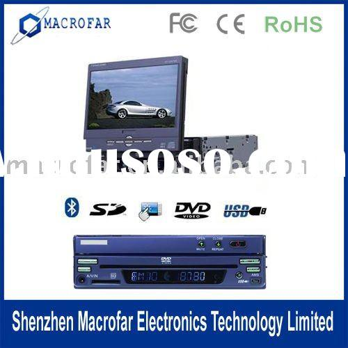 1 din 7 inch dvd portable carwith bluetooth(mf-1170)