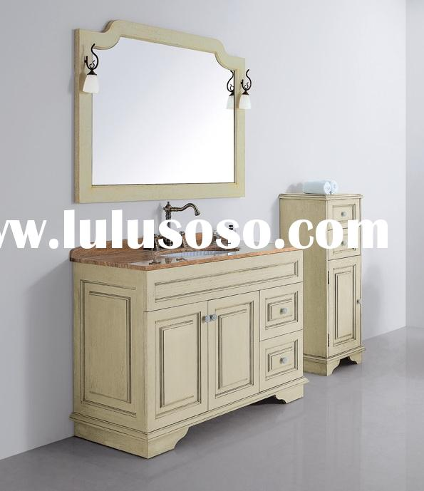 2010 antique Bathroom Cabinets
