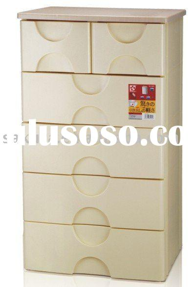 small Plastic cabinet ,plastic storage drawer ,3-5 layers/drawers ...
