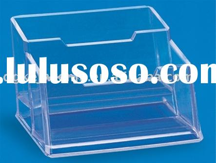 Business card holder,Plastic card holder, Name card case, Name card box