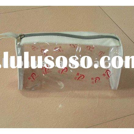 Clear PVC Cosmetic Case