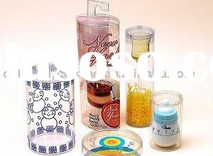 Cylinder packaging boxes