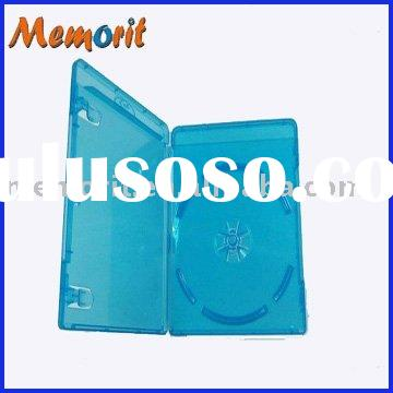 DVD Plastic case blue-ray case for bd-r disc