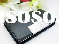 Fashion high-gradeLeather business card case