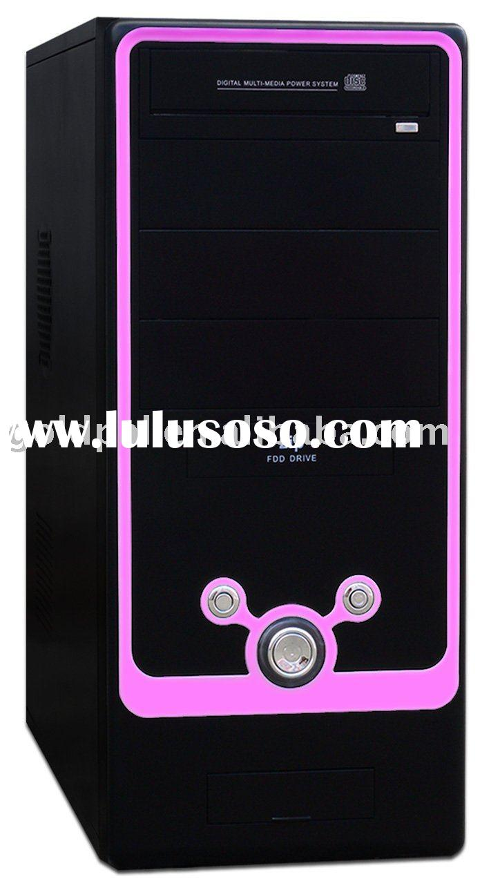 Good quality Computer Case 662 Pink