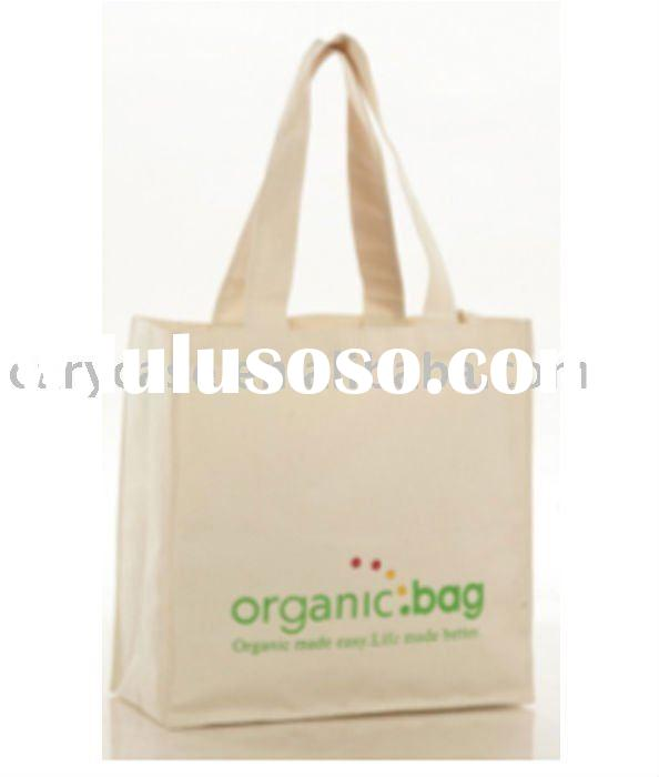 Heavy duty cotton bag