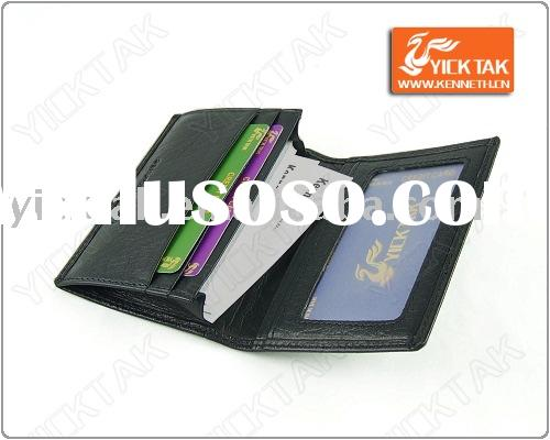 Leather Business Card holder (MP103)