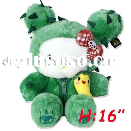 Lovely Hello Kitty Plush doll T4872 wholesale & drop shipping&OEM
