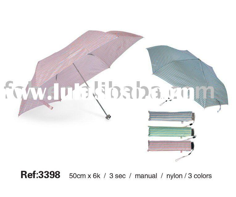 Manual Pocket Umbrella