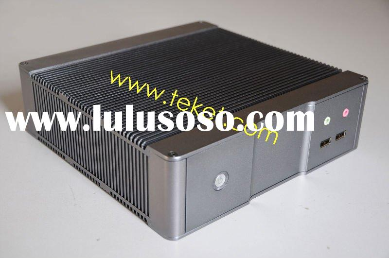Metal Aluminum MINI-ITX Chassis for HTPC -A01