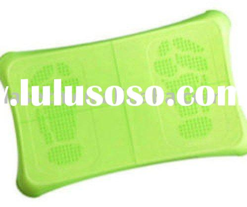 NEW Silicone Case Skin for Wii Fit Balance Board GREEN