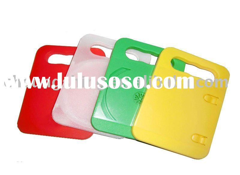 Plastic handle dvd case