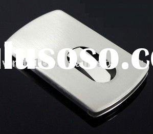 Push-style High quality fashion business card holder