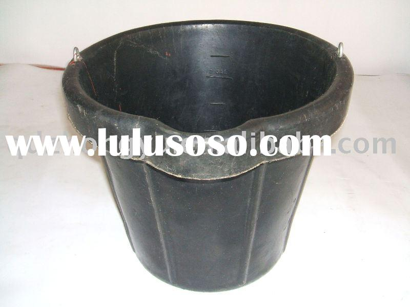 Rubber bucket ,water bucket