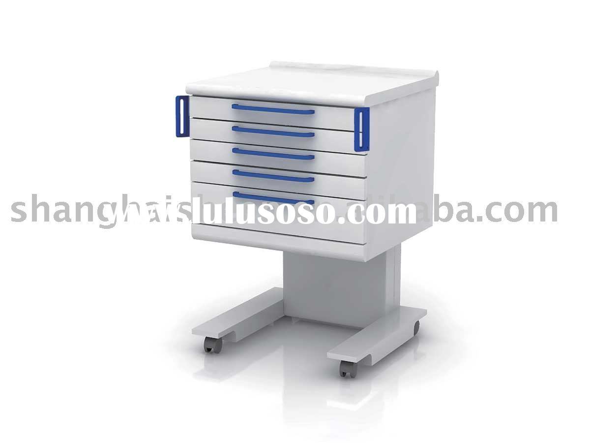 Steel cabinet for medical instrument