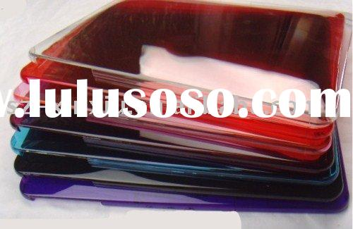 Wholesale factory price for Laptop computer Apple iPad crystal clear transparent hard case