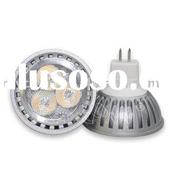 3W CREE XPE led lamp (35~50W halogen bulb replacement )