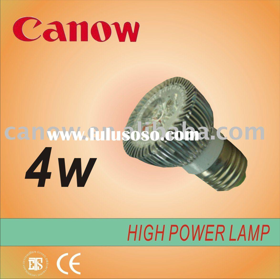 4W LED Lighting