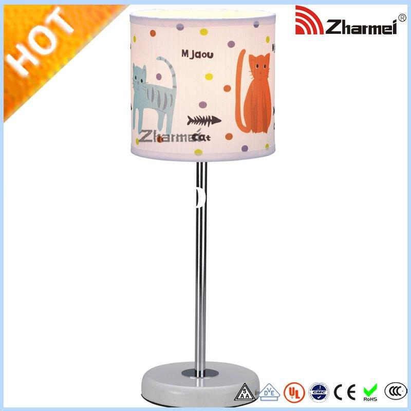 Cat Children Modern Desk Lamp