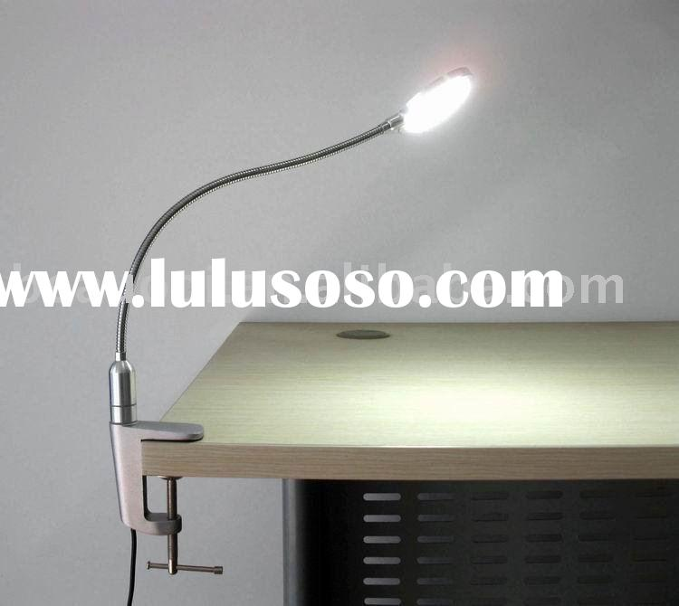 Clamp flexible LED desk lamp 3w 50led