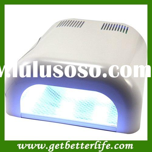 Creative Nail Design UV Gel LAMP - White color