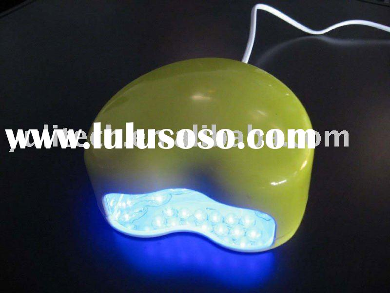Fashionable uv led nail lamp