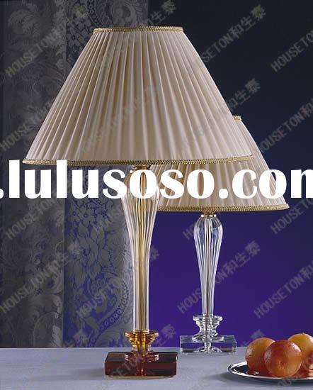 Glass Bottle Table Lamps