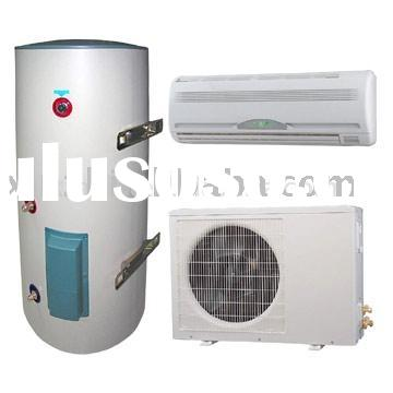 Heat Pump Water Heater with Air Conditioner