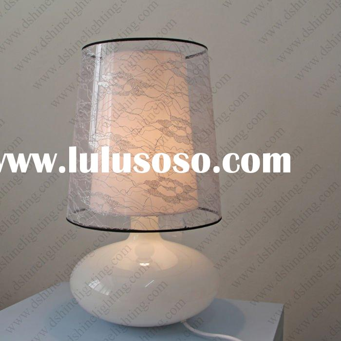 Hot sell modern glass table lamp