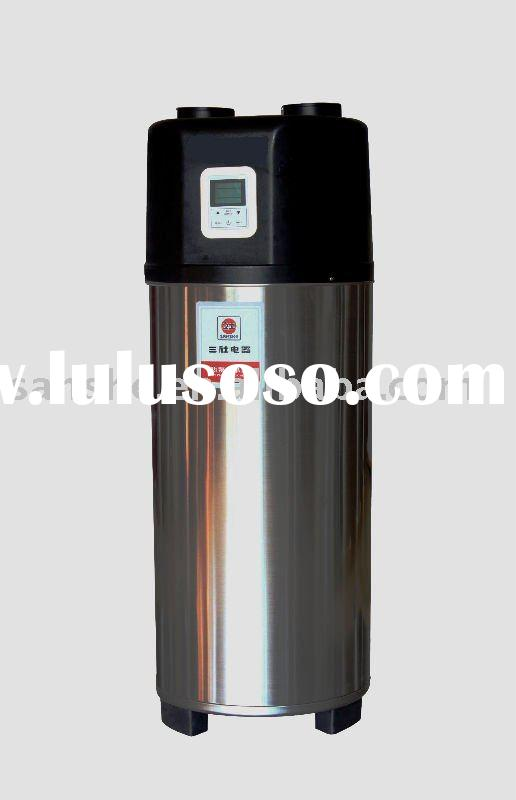 Integrated Heat Pump Water Heater
