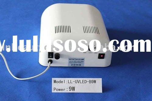 LL-UVLED-B9W LED nail gel curing uv lamp