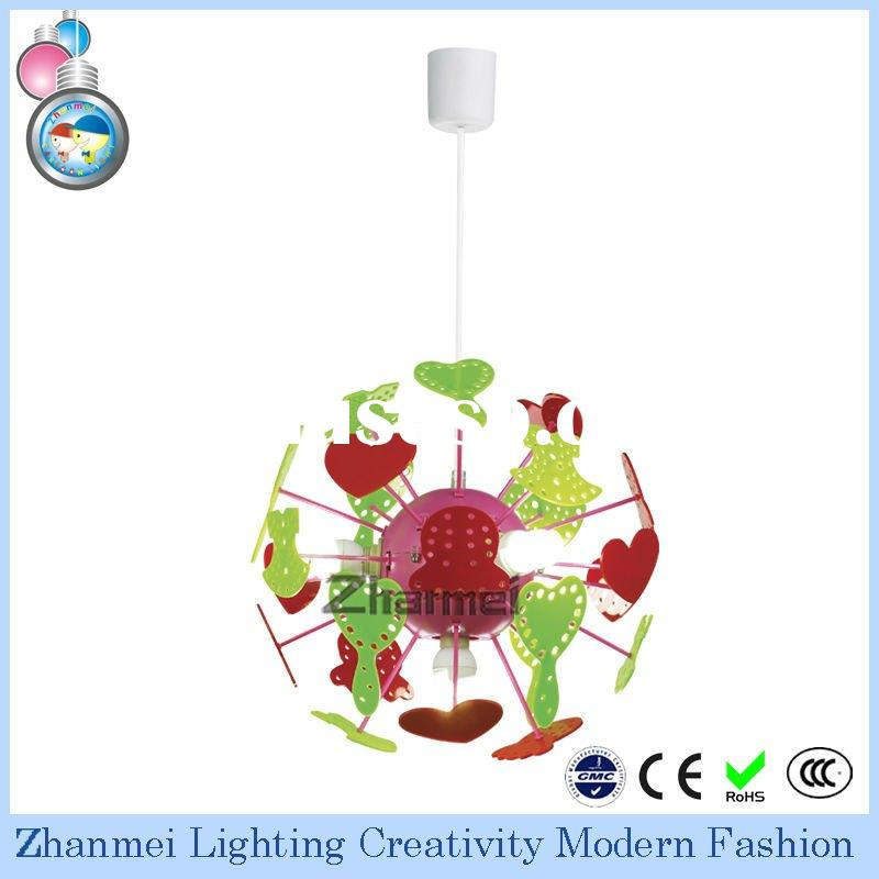 Modern Kids Room Indoor Pendant Light