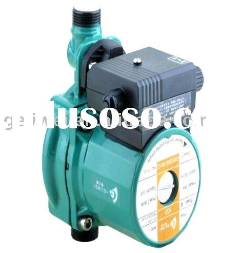 Pump for Solar water heater