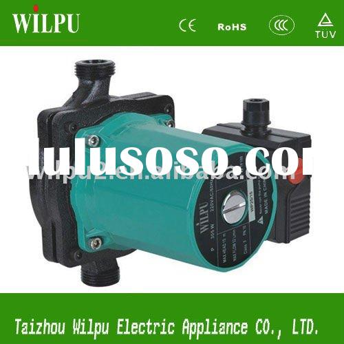 Solar Water Heating System water pump