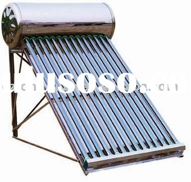 Tube Solar Water Heater