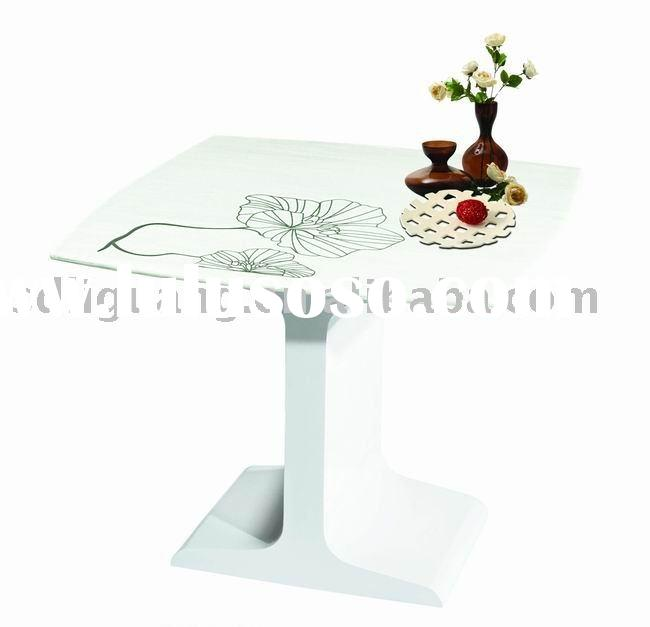 contemporary marble lamp table
