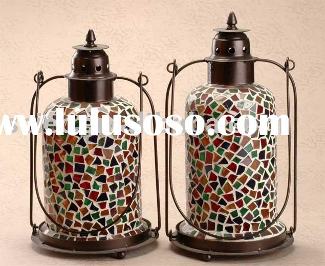 home decoration Mosaic lamp
