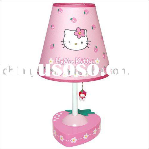 plastic table lamp mould
