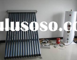 active solar water heater