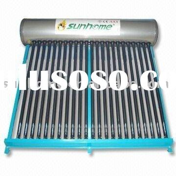 integral solar water heater