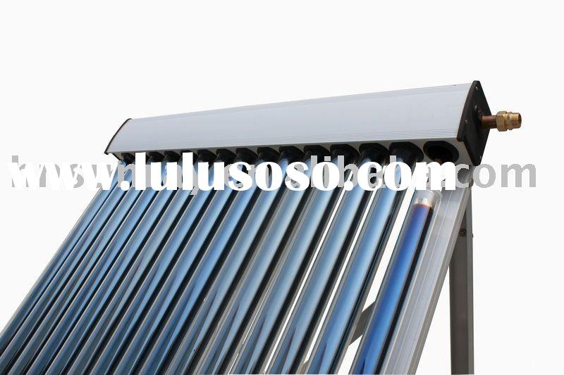 solar panel water heating system