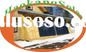 solar water heating plans