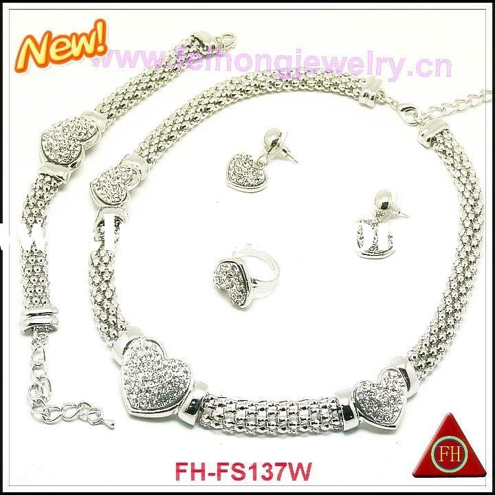 2011 african jewelry/gold plated jewelry/jewelry set