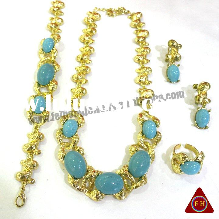 2011 african style cheap fashion jewelry FH-FS083